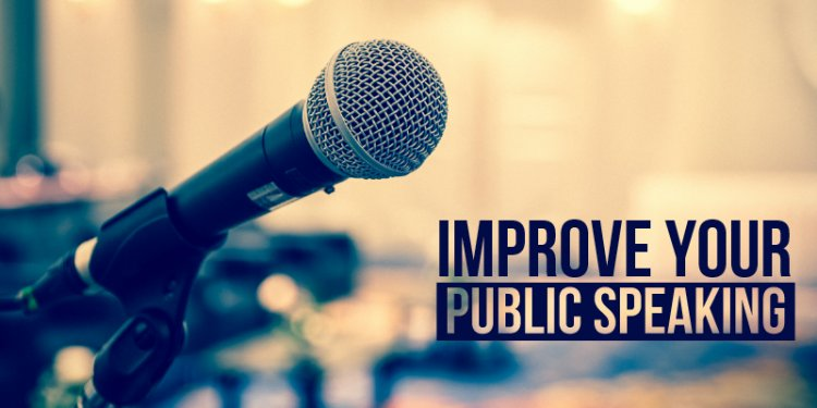 Polish Your Public Speaking