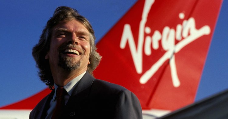Robert Branson ''The Big Entrepreneur''