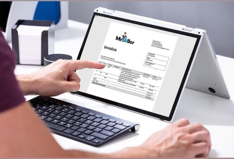 MrBiller a Swift Invoicing Software