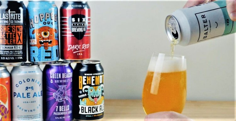 Craftypint.com- it's all about craft beer