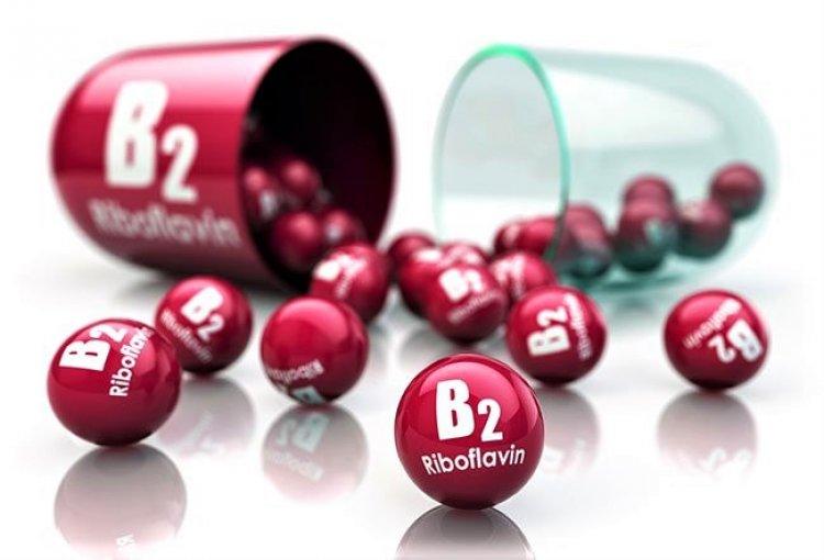 Benefits of ''Riboflavin''