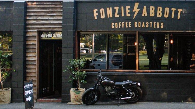Fonzie Abbott- A Brewery & Distillery- Queensland
