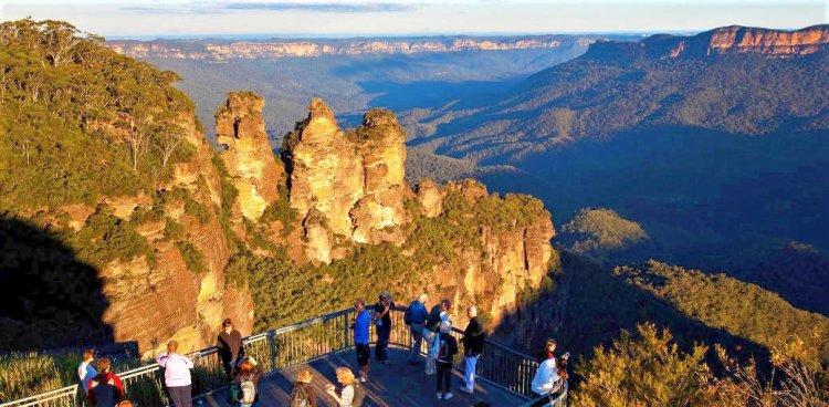 The World Heritage Blue Mountains - Sydney
