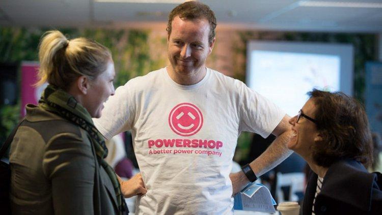 Powershop- The Carbon Neutral Organisation!!